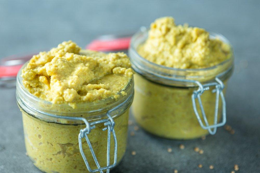 mosterd maken