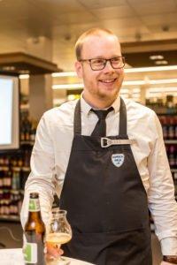 biersommelier, Bas Schampers