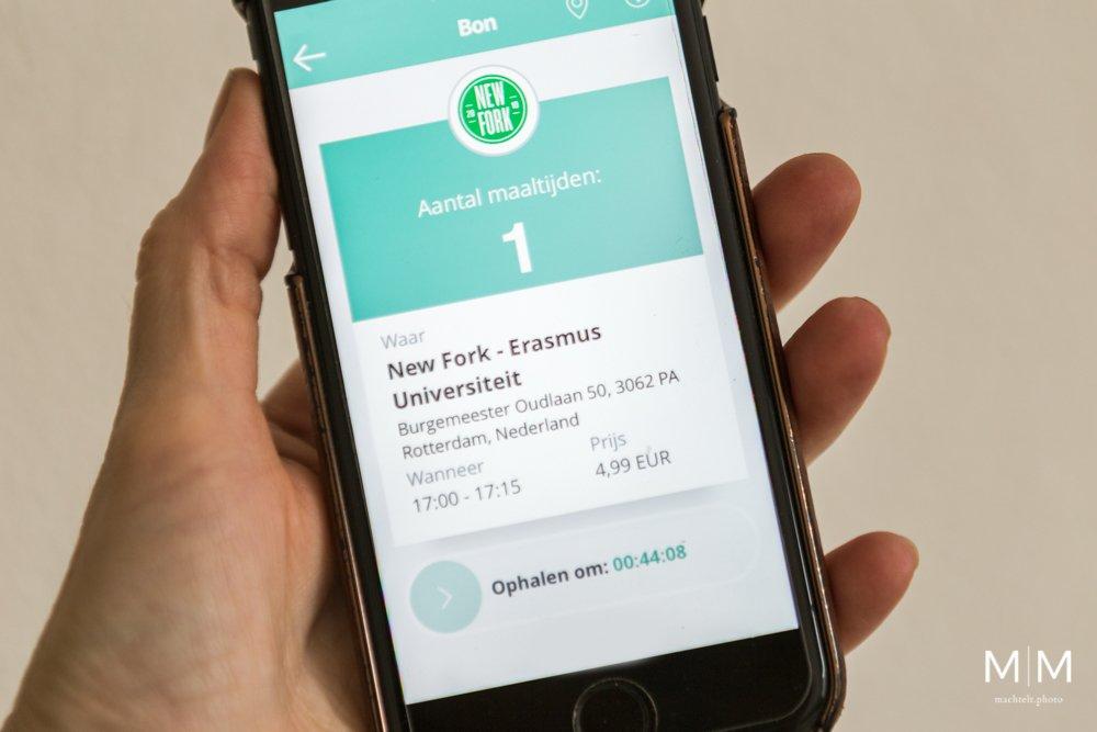 app, new Fork