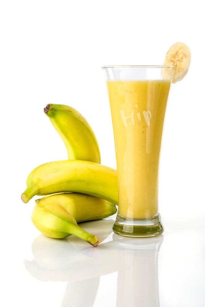 bananensmoothie, smoothie, bananen